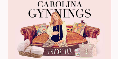 Carolina Gynning hos Many Things