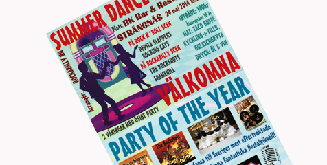 Summer Dance Party 24 maj