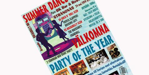 Summer Dance Party 24 maj