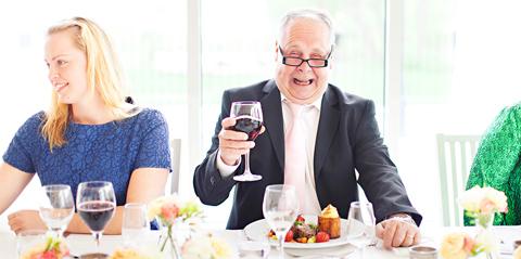 Festa till med fest på Vidbynäs Gård Nykvarn Sörmland