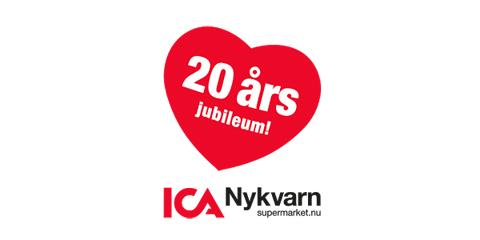 App – ICA Nykvarn – Jubileumsapp