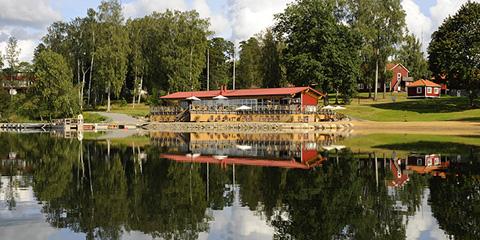 Bommersvik Hotell B&B Ställplats