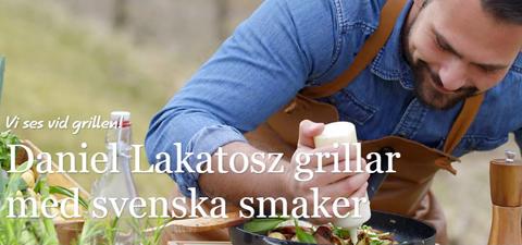 Vi ses vid grillen! Grill, grilltips och recept från ICA Nykvarn
