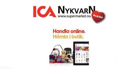 ICA Hemma. Online-butik för kök, hem och fritid.
