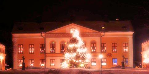 Julbord Taxinge slott