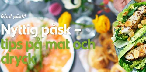 Påsk hos ICA Supermarket i Nykvarn