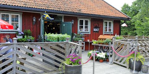 Restaurang Mångfaldens Hus