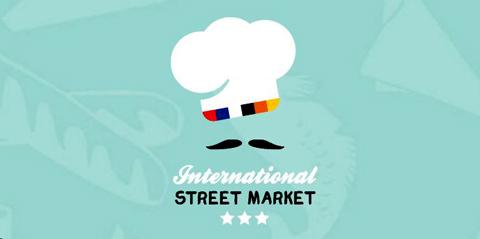 Street food, deli, hantverk. Södertälje International Street Market 2017 Sörmland