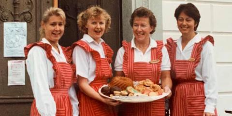 Taxinge slottscafé firar 40-års jubileum